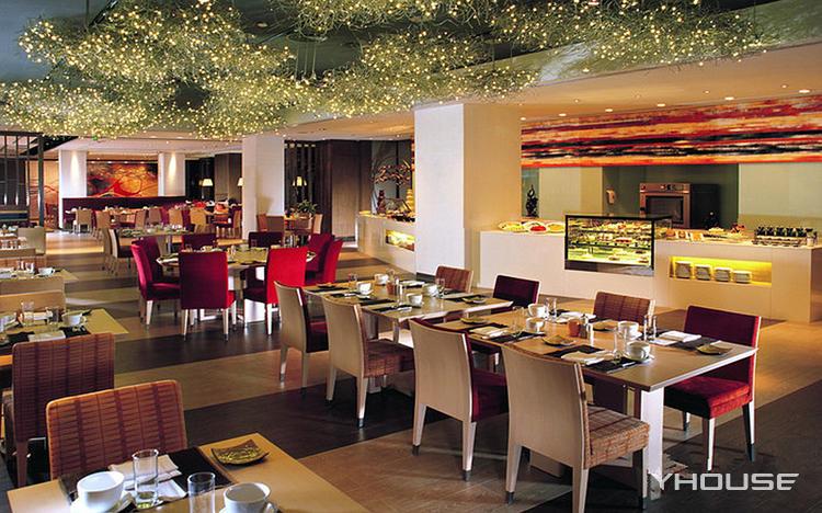 深圳香格里拉大酒店香咖啡