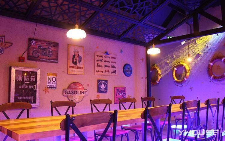 热蟹沸腾音乐餐厅