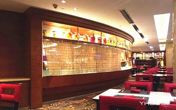 国贸格兰维大酒店自助餐