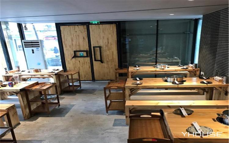 椒焱涮串啤酒餐厅(桂林路店)