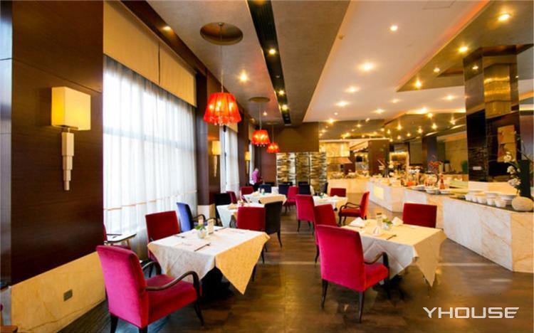 南湖宾馆自助餐厅