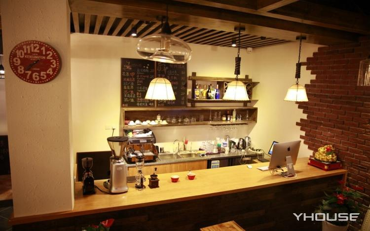 叙旧咖啡旅馆