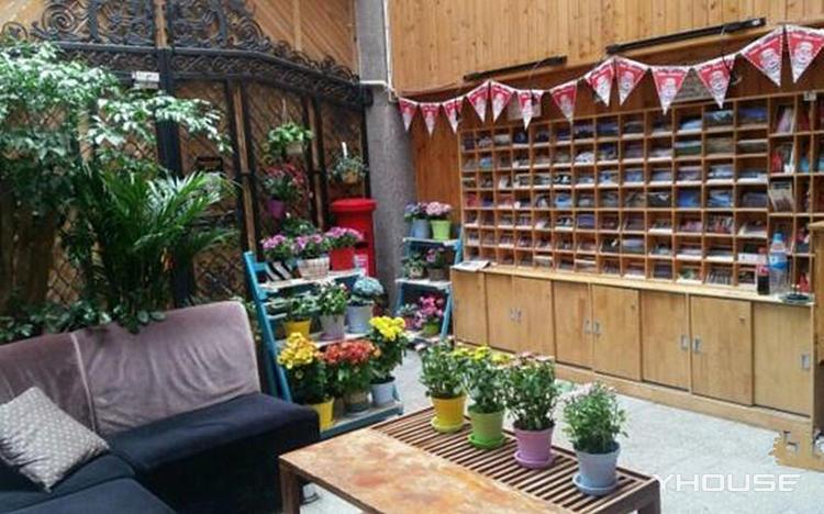 倾城花园咖啡馆