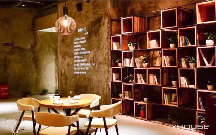 书食岁月艺文餐厅