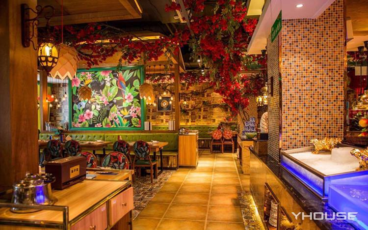 泰蕉林泰国自助餐厅