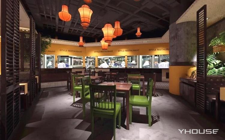 越市集越南风味融合餐厅(步步高梅溪新天地店)