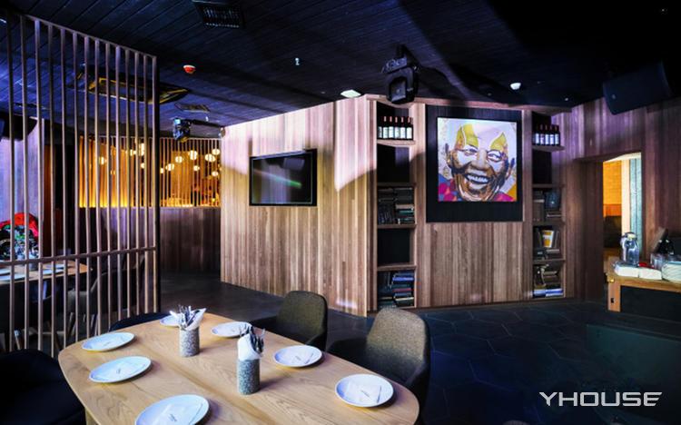 KAMAKAMA餐厅酒吧(莱蒙都会店)