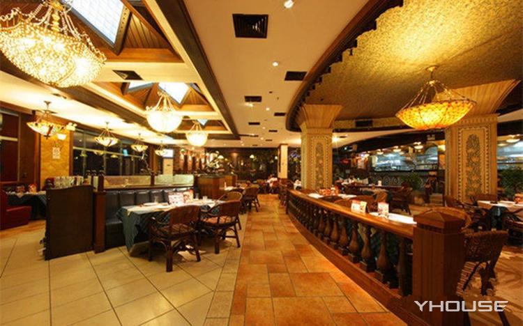 莱茵阁西餐咖啡厅(祖庙店)