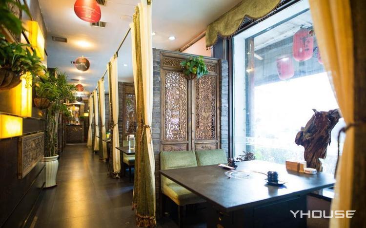 牛中牛韩潮烤肉店(西安路店)