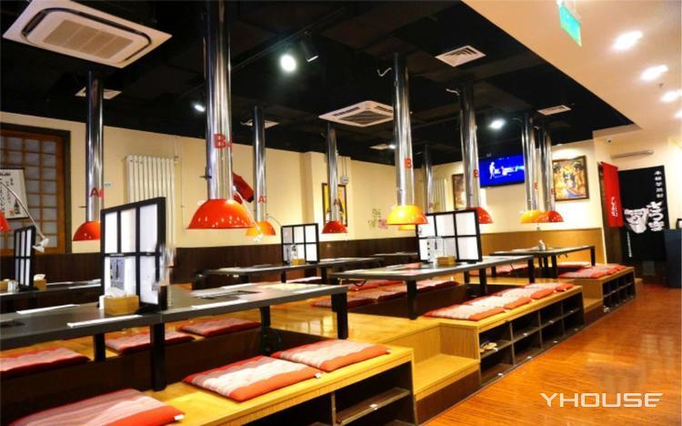 丸福日式烤肉(新源西里店)