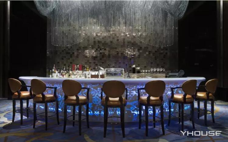 万达文华酒店-大堂酒廊