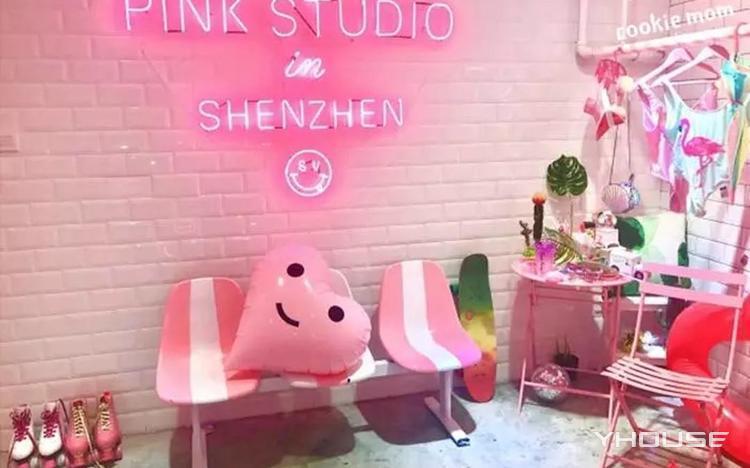 SV Pink Studio