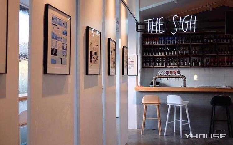 瀑布精酿 The Sigh Gallery&lounge