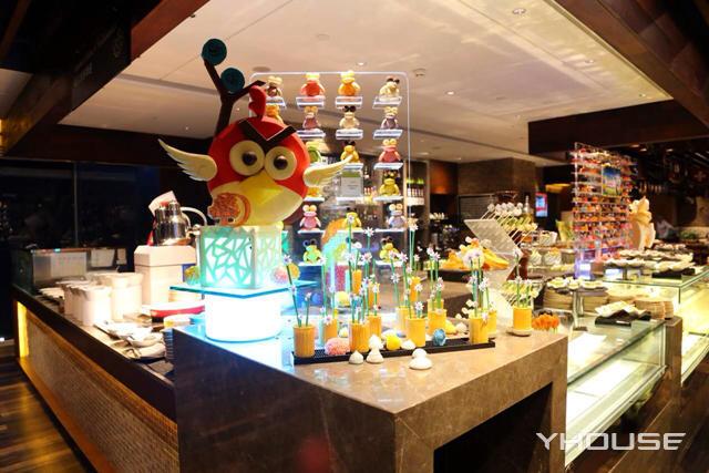 OPEN自助餐餐厅(广州逸林希尔顿酒店内)