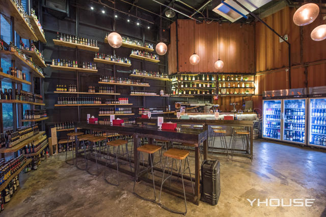CONTAINER 集装箱餐酒吧(解放碑店)