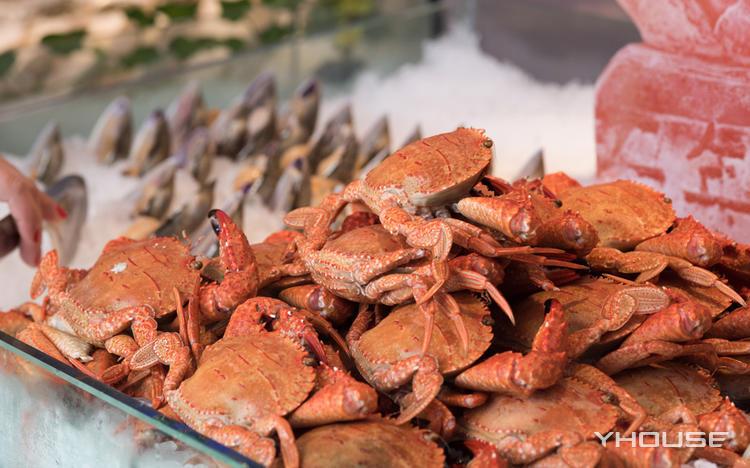 深海800米海鲜自助餐厅(国泰广场店)