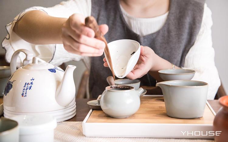禅溪茶馆zenjoy