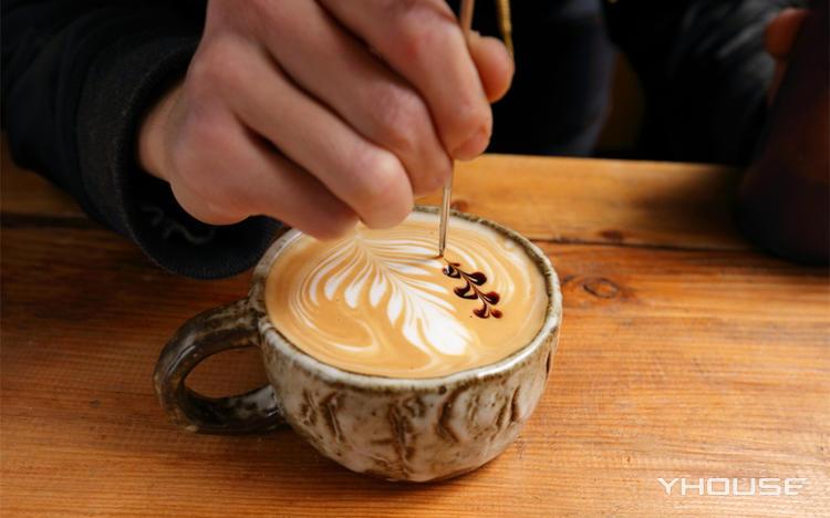 有情怀的Cafe 有情怀的coffee