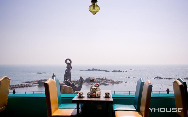 180°全景观海下午茶 专属甜蜜时光