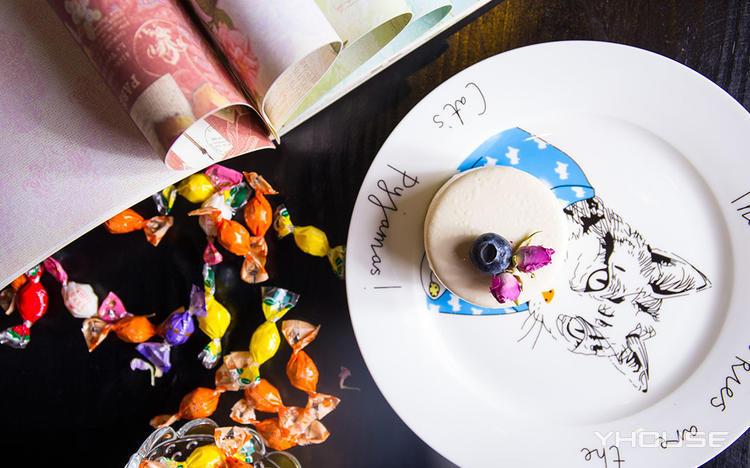 玩出欧式优雅与港式新潮 TEA ROOM X DARDONE CAFÉ双人下午茶