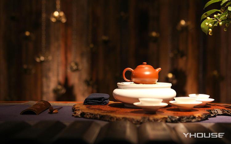 颐和四季轻茶膳体验馆