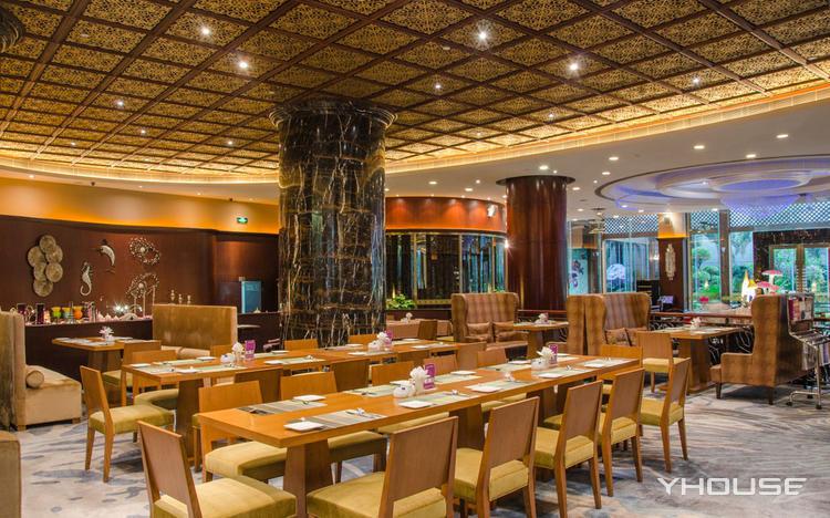 宝亨达大酒店玫瑰金西餐厅