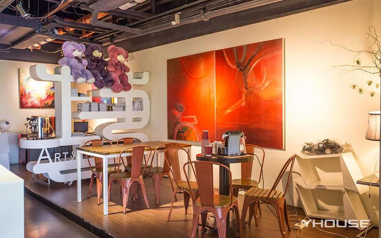 艺外咖啡馆