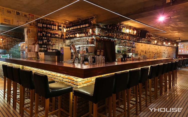 crocus bar( 阔客仕西餐厅酒吧)