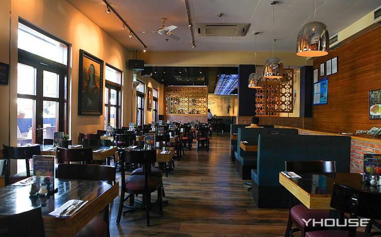蓝蛙西餐厅酒吧(虹梅店)