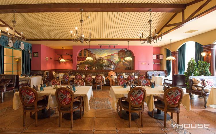 King's Table意宴意大利西餐厅