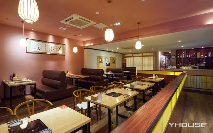 美山日式火锅店