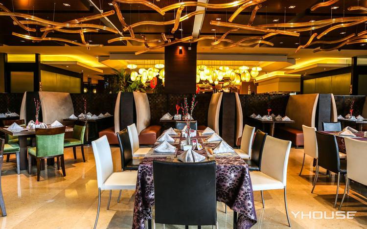 锦江宾馆紫竹餐厅