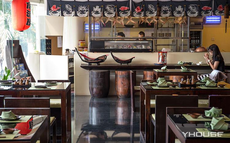 建国酒店涟日本料理