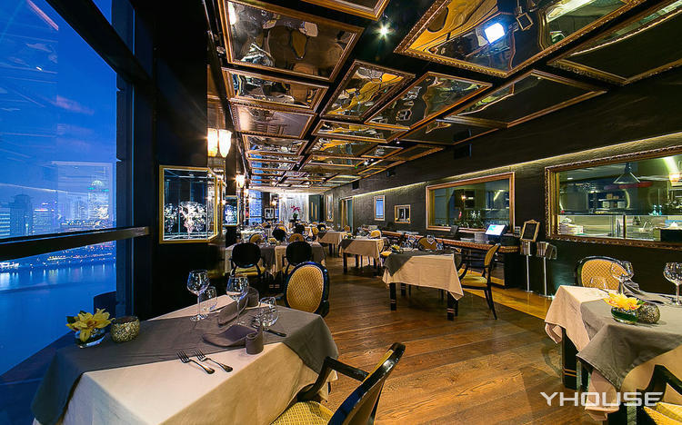 还原威尼斯原貌的外滩餐厅 悦享五道式经典意大利浪漫晚餐