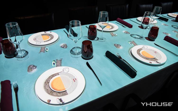小厨师奇遇记 成都首家3D餐厅感受奇幻餐桌盛宴 18:30场次