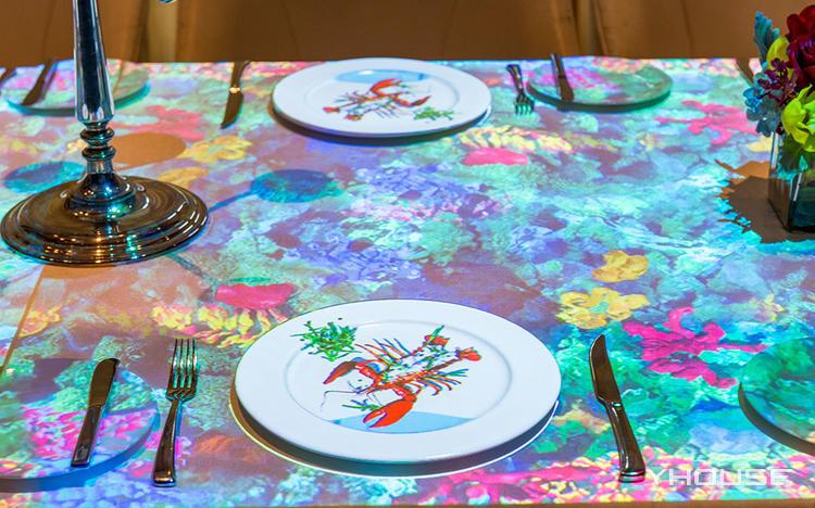 小厨师奇遇记 北京首家3D餐厅感受奇幻餐桌盛宴20:00场次