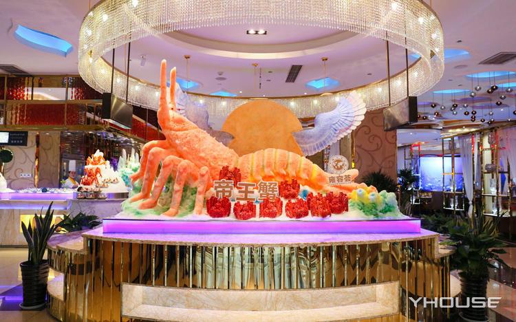 如艺术品般呈现精致海鲜拼盘 周末尽享全球海鲜高端自助