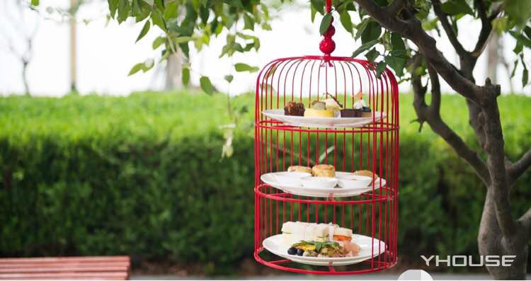 鸟笼双人下午茶,提供免费WiFi,提供免费停车位