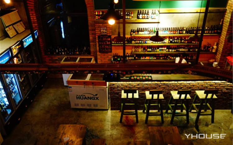 啤酒吧_懒人精酿啤酒吧(环市东),酒吧,地址,电话-广州-YHOUSE悦会