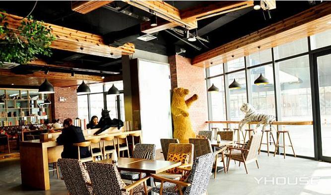 济南和谐广场美食_ZOO COFFEE(连城店)(和谐广场),咖啡厅,地址,电话-济南-YHOUSE悦会
