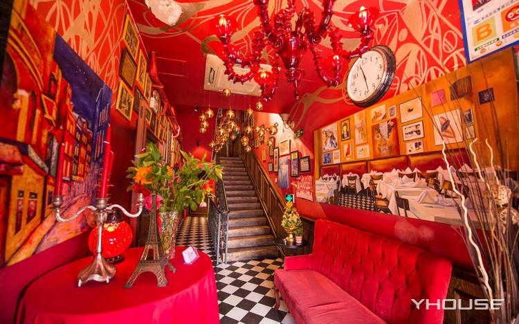 塞纳河法国餐厅(自由道店)