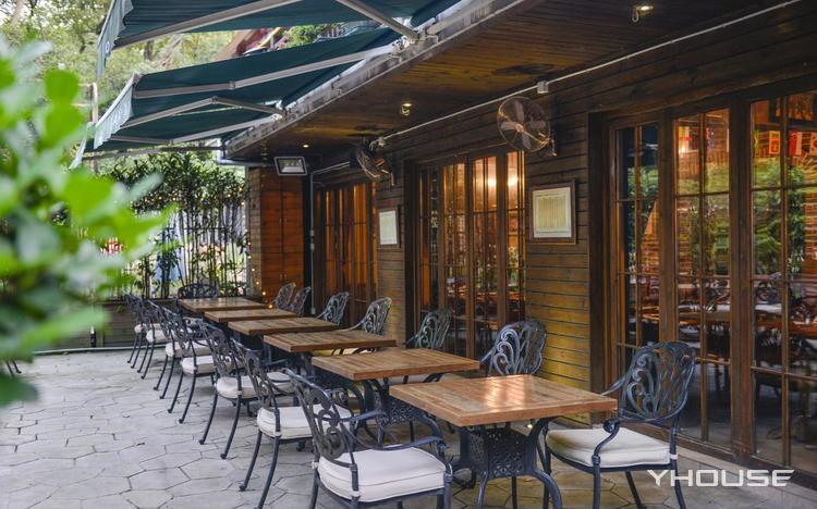 雅谷花园餐厅酒吧