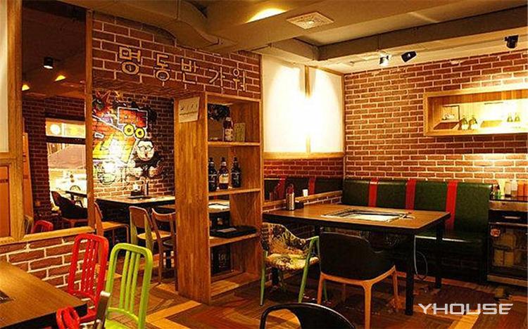 明洞烤肉店(辽河路店)