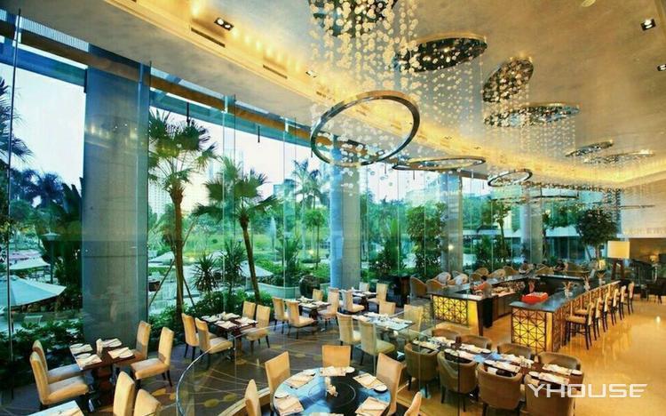 磐基皇冠假日酒店雅博西餐厅(糕饼店)