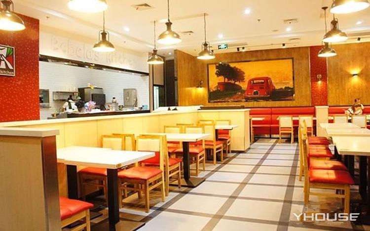 巴贝拉意式休闲餐厅(哈西店)
