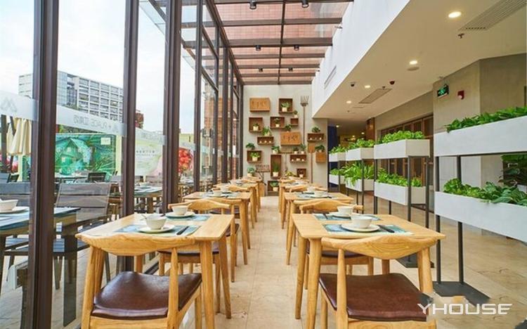 十二度城林天台餐厅·新派粤菜