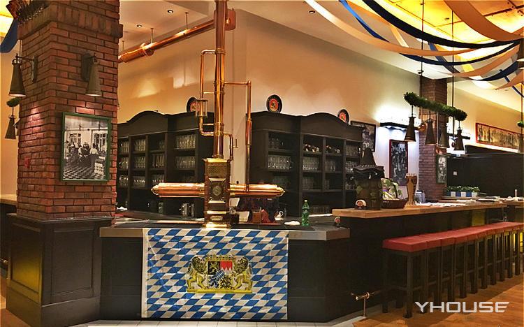 凯宾斯基普拉那啤酒餐吧