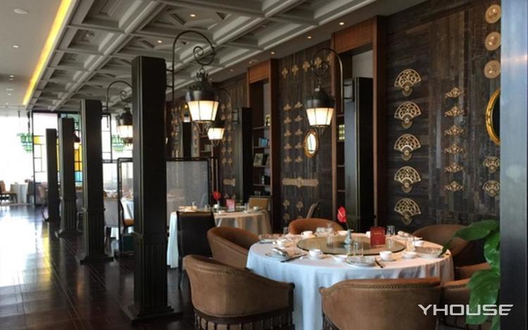 金鹰国际酒店满园春中餐厅