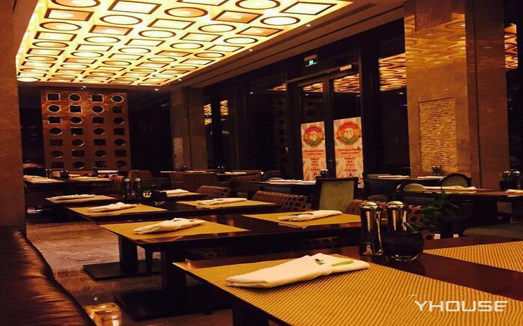 上海世博洲际酒店咖啡厅