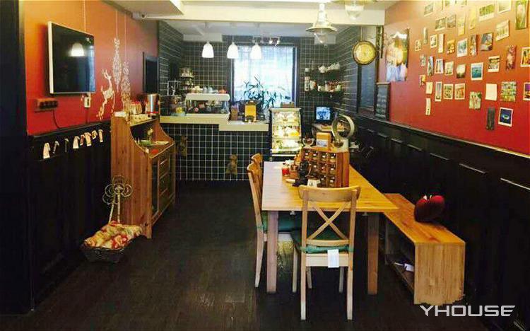 Elf café艾尔芙咖啡店